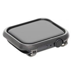 Metal apple watch 4 40/44mm bezel bumper cover-black