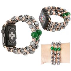 Classical and fashion jewelry watch band for Apple watch