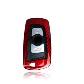 2011-2016 BMW Red Keyless Remote Case Cover Case Shell Cap