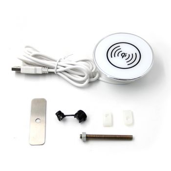 Office/Cafe Charger Table/Desk Embedded Qi Wireless Charger