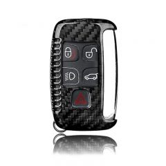 Land Rover Carbon Fiber Remote Key Cover Case Skin Shell Cap