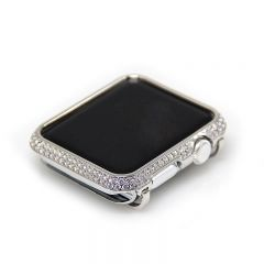 Crystal Diamonds Apple Watch  1 2 3 cover Housing Case Bezel