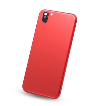 iPhone 6 change to iPhone X for Customized Phone Back Cover