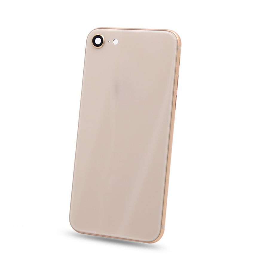 new arrivals 20e54 a9eb4 Back Cover Glass Housing for iPhone 6/6S like iPhone 8 Style