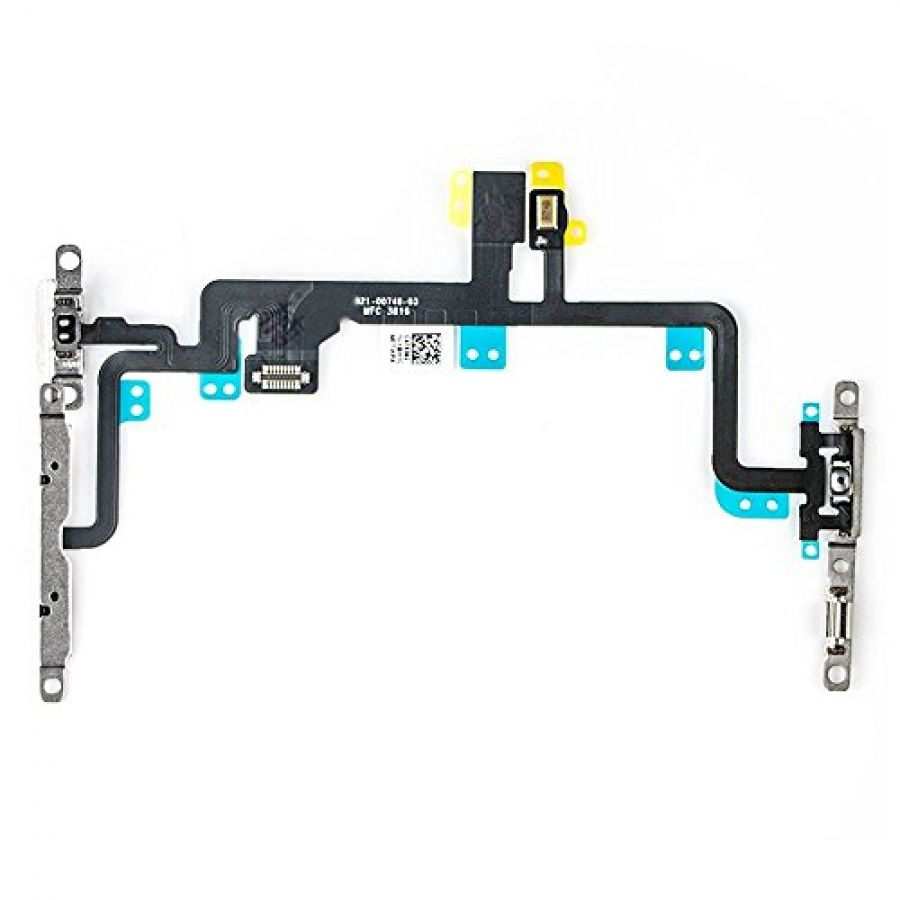 iphone 7 plus mic and mute button connector flex cable