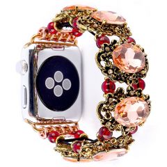 Fashion bracelet wristband for Apple watch pink