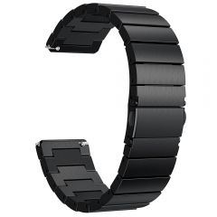 New arrival simple watch band for Fitbit versa watch band black