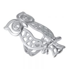Special and classic bling charm metal part for Fitbit Flex 2 platinum