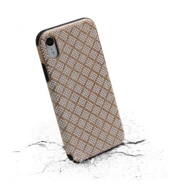 Hot selling Non-slip protect phone case for iphone X gold