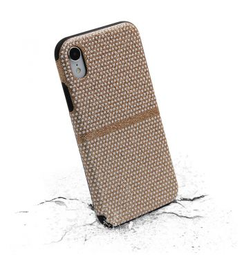 New arrival Non-slip protect phone case for iphone X gold