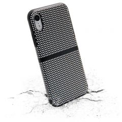 New style design protective phone case for iphone X black