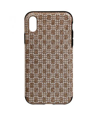 Best Selling Non-slip protect phone case for iphone X gold