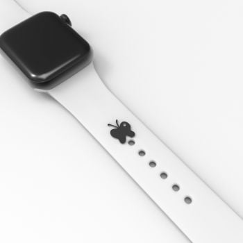 Watch Band Charms Studs Straps Decorative Accessory High Quality Birthday Gift Compatible For Apple Watch