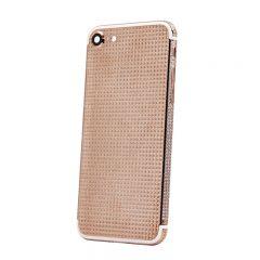rose gold iphone 7 housing diamond rhinestone inlaid
