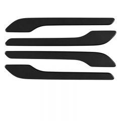 Tesla Car Door Handle Cover Trim Protector Sticker Door Handle Wrap Kit Accessories For Tesla Model 3