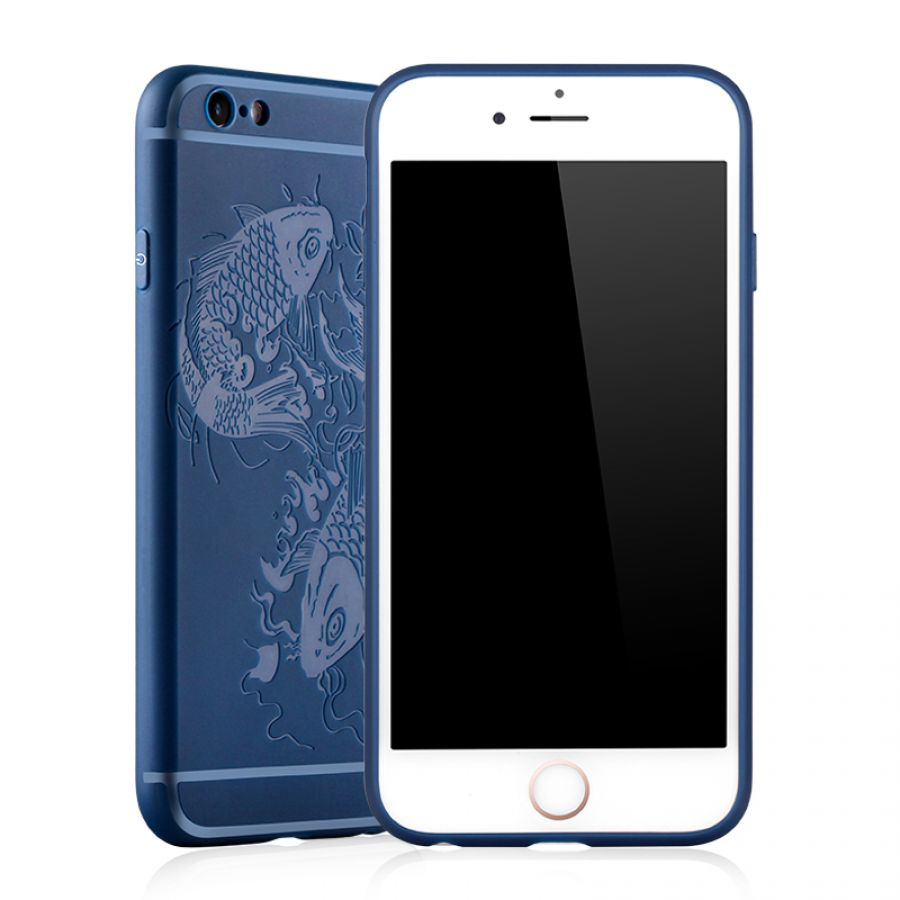 write on pictures iphone iphone 6 plus fish pattern design tpu protect 7273