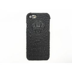 crocodile leather case for iphone 7