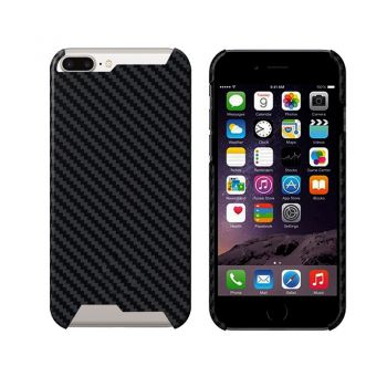 Carbon Fiber Matte / Glossy Case Cover for iPhone 7 /7 plus