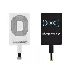 Universal QI Wireless Charging Charger Receiver Card Pad Coil