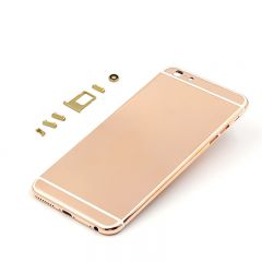 luxury iphone 6 18k rose gold housing