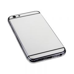 shiny platinum for iphone 6s plus back housing
