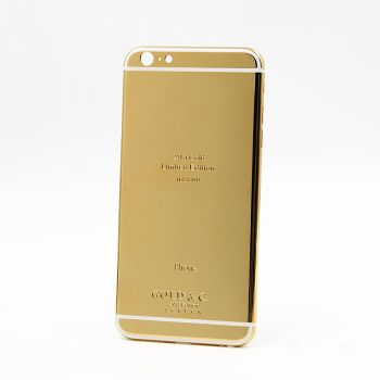 iPhone 6 24kt gold limited edition Gold & Co design