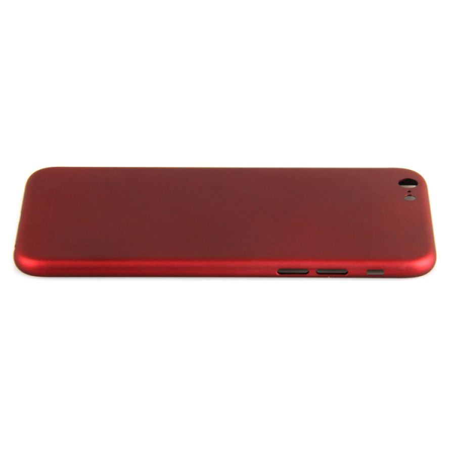 timeless design fb948 20bf7 iphone 6s plus ceramic red color housing replacement