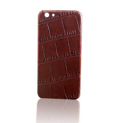 brown genuine leather iPhone 6 housing
