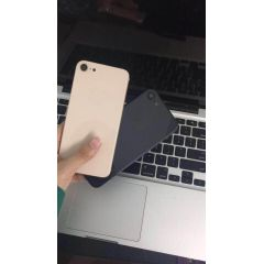 iPhone 7 housing with back glass as 8