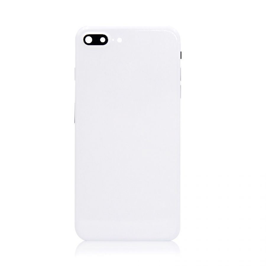 official photos 9ffe6 4151e iPhone 7 plus white glossy housing replacement