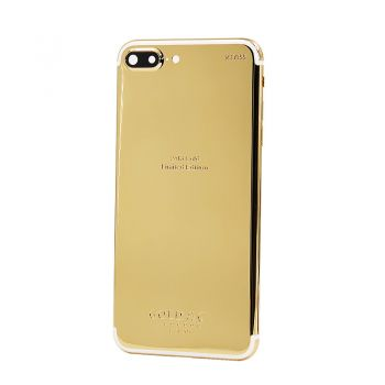iPhone 7 Plus customized Gold&Co 24kt limited edition