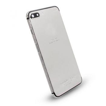 Luxury iPhone 7 Plus platinum&diamond limited edition
