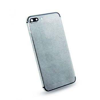 iPhone 7 Plus P950 Platinum full diamond back housing