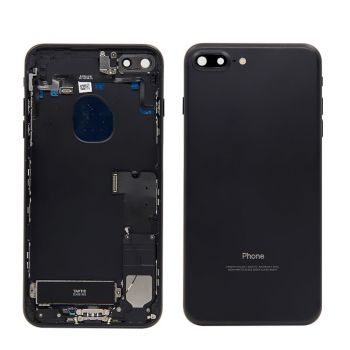 Refurbished parts iphone7plus back cover housing black