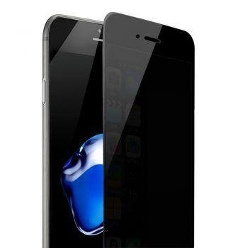 iPhone 8 Privacy Anti Spy Anti-Glare Ballistic Tempered Glass HD 2.5D Curve Edge Screen Protector 9H Hardness