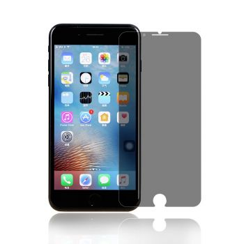 iPhone 7 Plus Screen Protector Privacy Anti-Spy ,Premium 3D Touch Privacy Anti-Peep Tempered Glass Screen Protector Shield For iPhone 7 Plus 5.5 inch (Anti Privacy)(Black)
