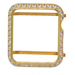 Diamond 3.0 crystal case  bezel  cover for apple watch