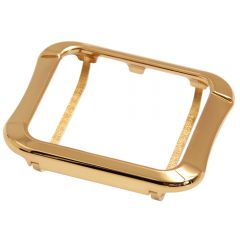 Stainless Steel Body Cover Gold -plated for apple watch