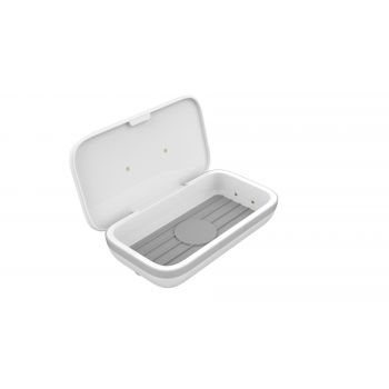 Santilization Box For Mobile phone Multi-Function Disinfection Box Face Mask Cleaner