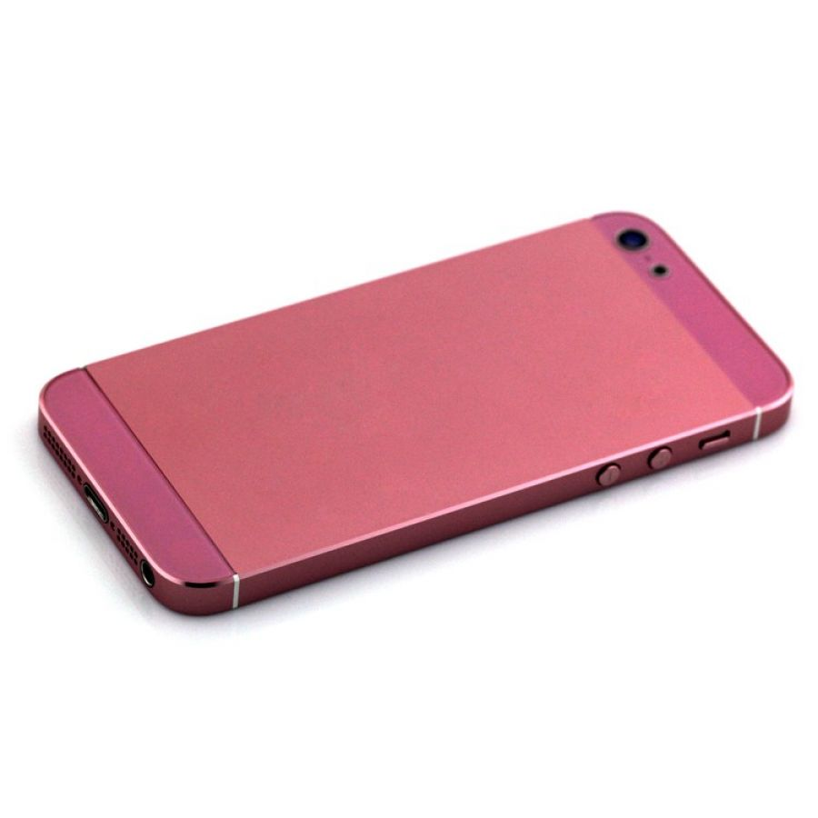 Matte Pink Color iPhone 5 Housing