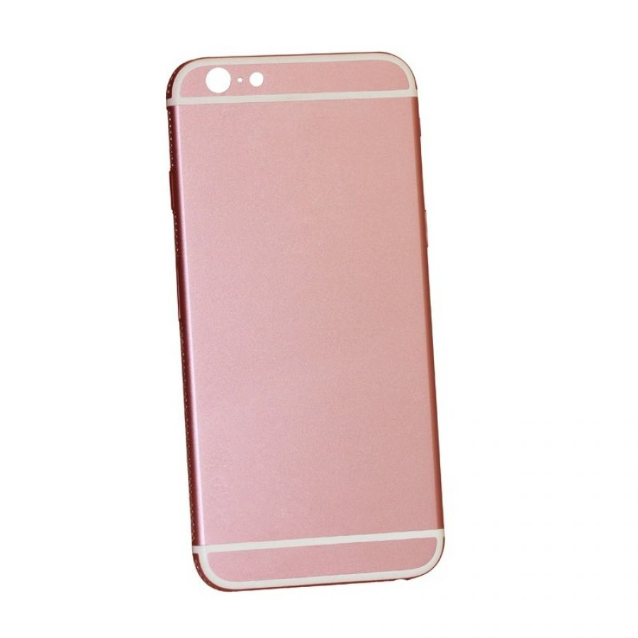 pretty nice 92582 319e2 Romantic pink color for iphone 6s plus back replacement