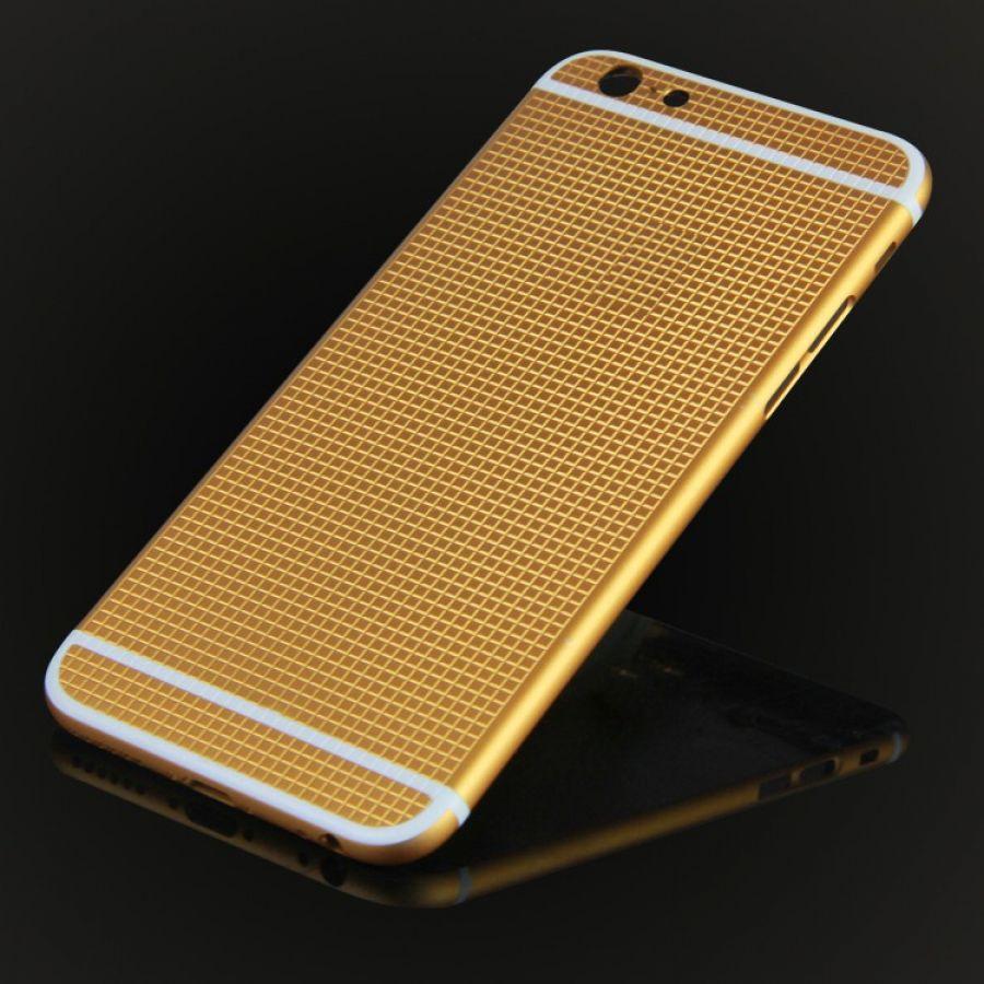 luxury matte color iphone 6 6s plus clous de paris housing