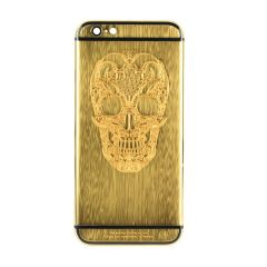 brushed gold iphone 6s housing