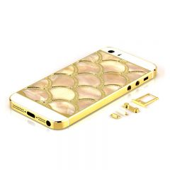 iphone se gold body