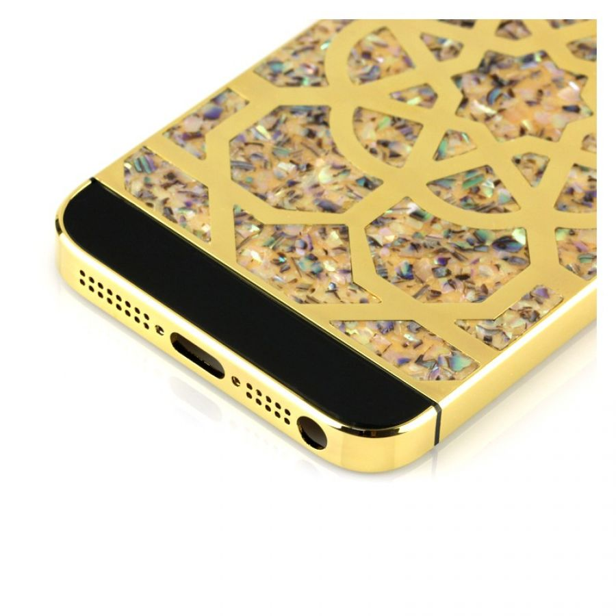 buy my iphone custom iphone 5 gold amp shell cover 10323