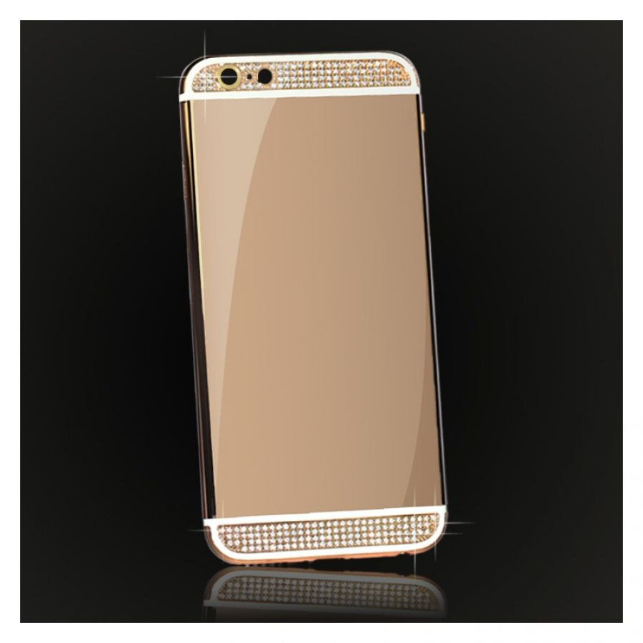 buy used iphones luxury gold plating iphone 6s housing with 10327
