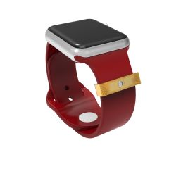 For iWatch For Samsung Watch Luxury Wristband Decorative Nails GOLD/ROSE GOLD/SILVER/BLACK 100% Fit For Smart Watch