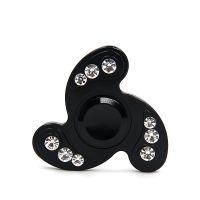 Diamond Fidget Spinner black