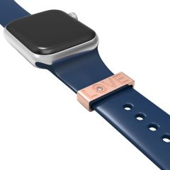 Accessories Ring Loops For Sweetheart Watch Band Strap  Adornment For Smart Watch Rubber Sport Band Charm