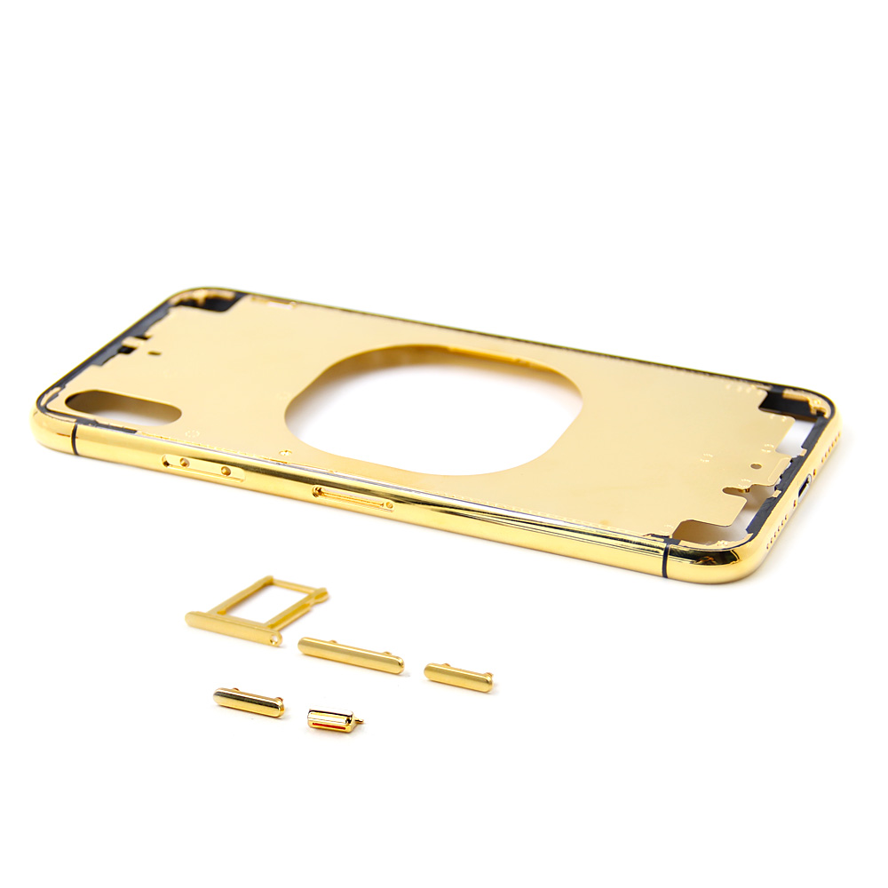 purchase cheap 56af1 9d8f0 iPhone X housing